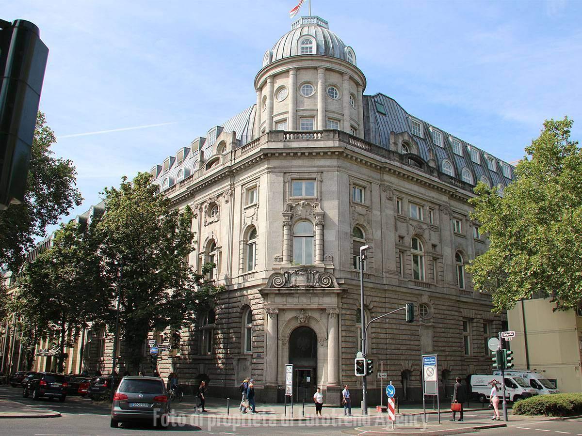 Palazzo storico sulla Königsallee